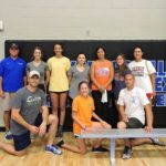 Thank you to our volunteers and coaches of our Girls Volleyball Training Program!