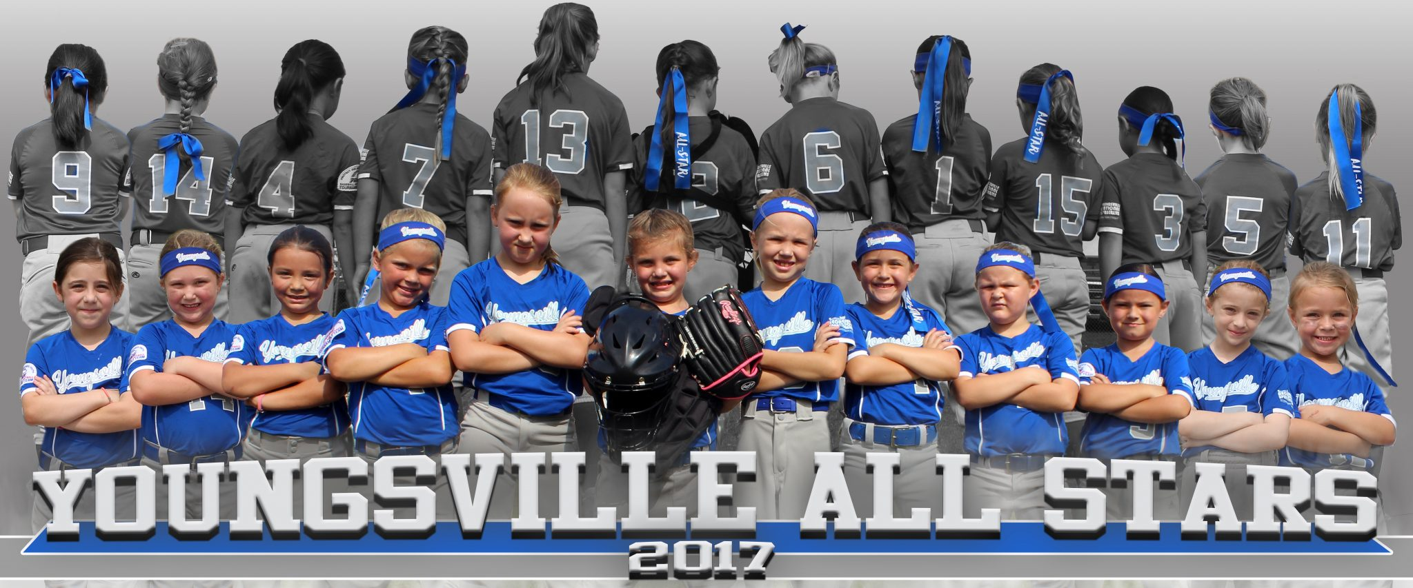 2017 Youngsville 6u All Stars