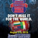 2018 Mustang World Series, August 3rd-6th
