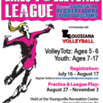 2018 YRSP Volleyball League