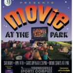 Movie at the Park!