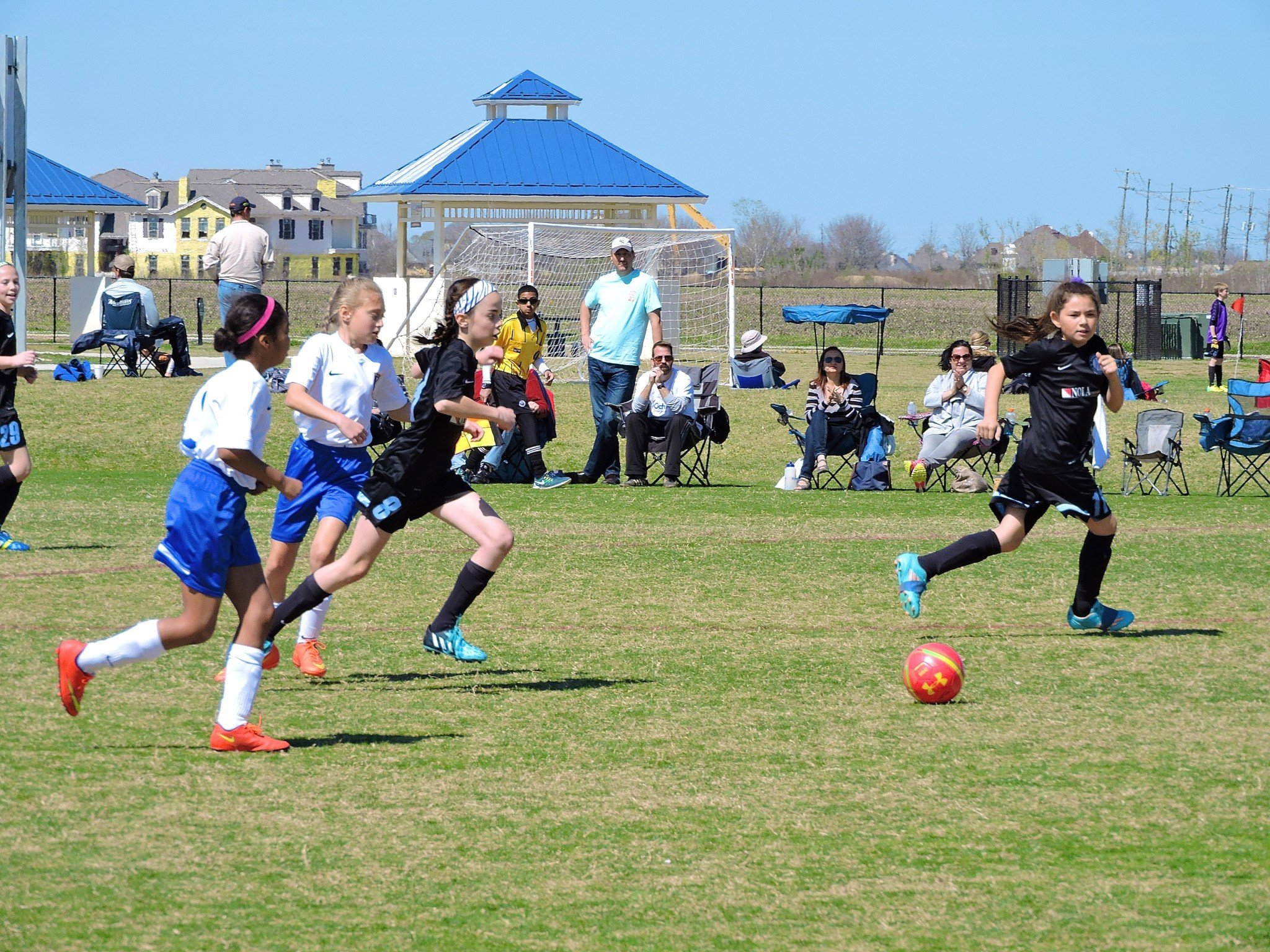 LYSA soccer tournament