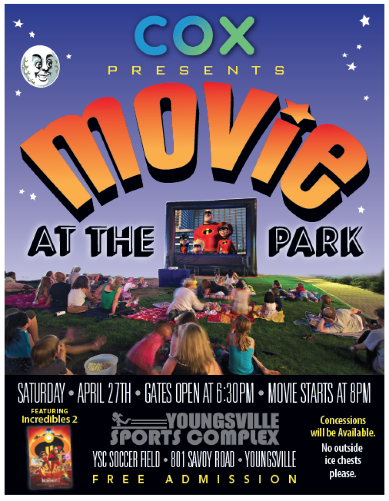 Movie at the Park