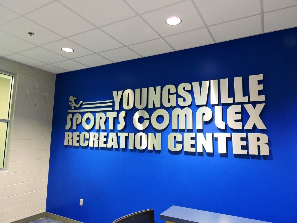 Recreation Center, coming Spring 2016