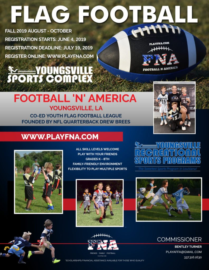 Youngsville Sports Complex – Louisiana's Premier Sports and