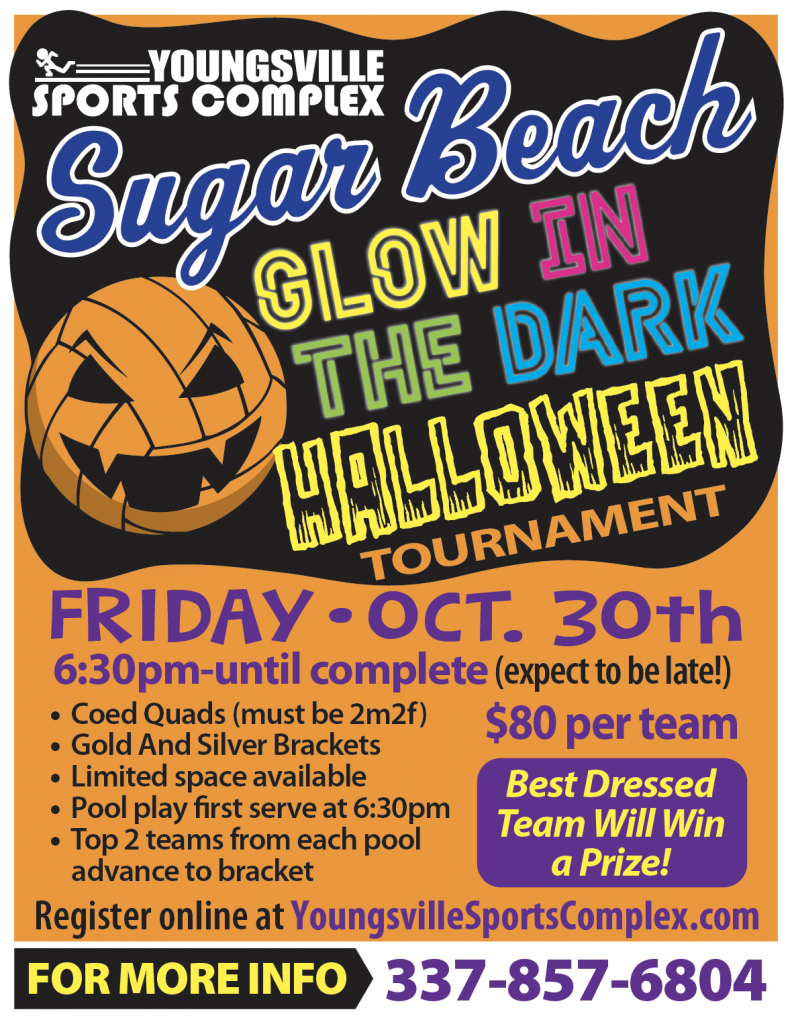 Halloween GLO Tournament