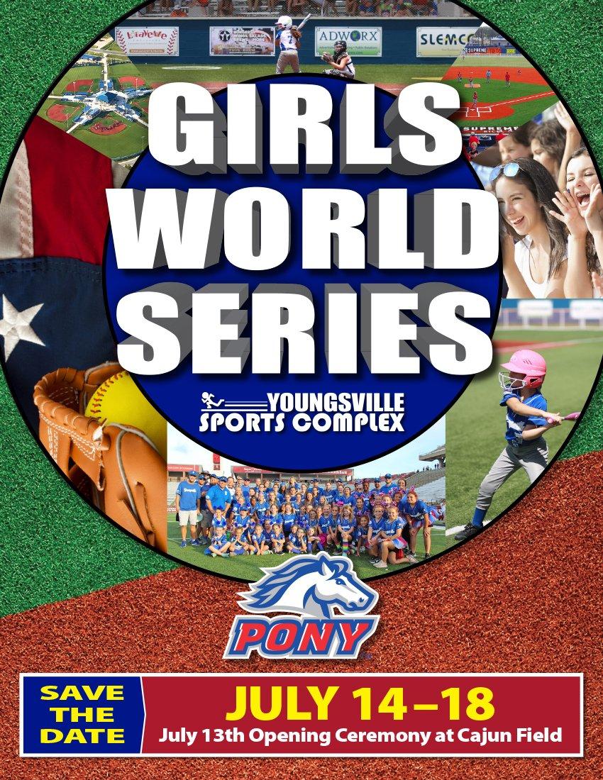 PONY Girls World Series