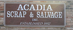 Acadiascrap&salvage