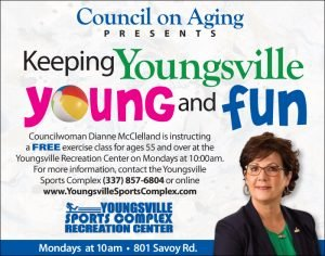 Council on Aging Fitness Class
