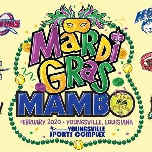 Mardi Gras Mambo NCAA Fast Pitch Softball Tournament