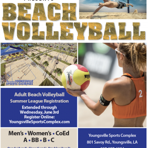 Summer Beach Volleyball League