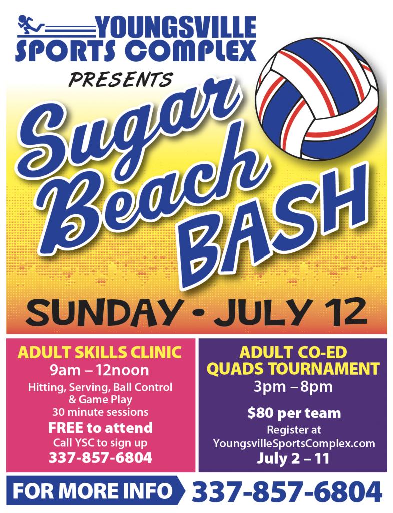 Sugar Beach Bash
